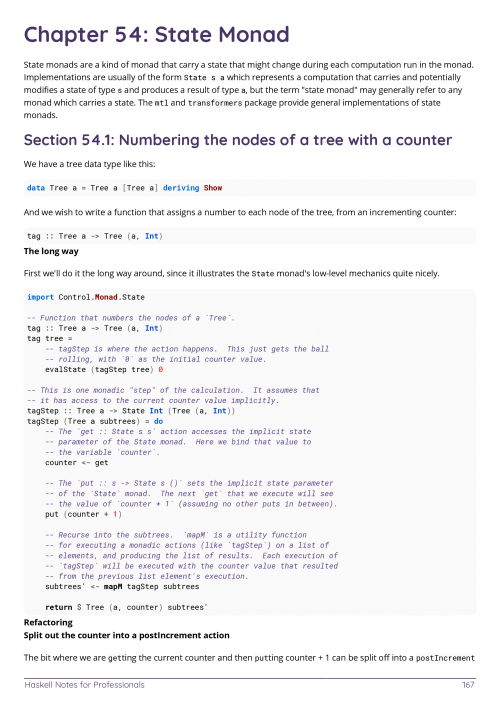 haskell assignment